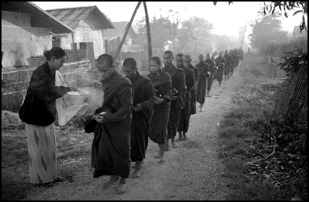 Birmanie 1998