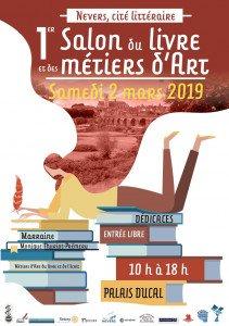 1) 2019 Affiche Salon du livre (3)
